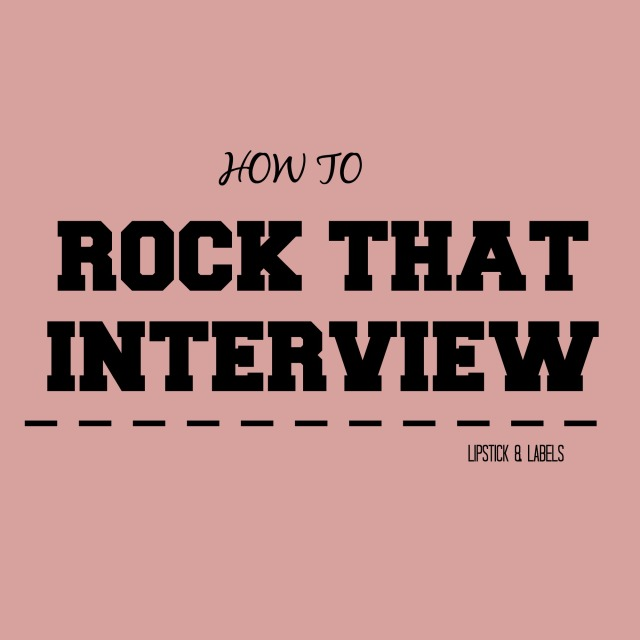 rock that interview